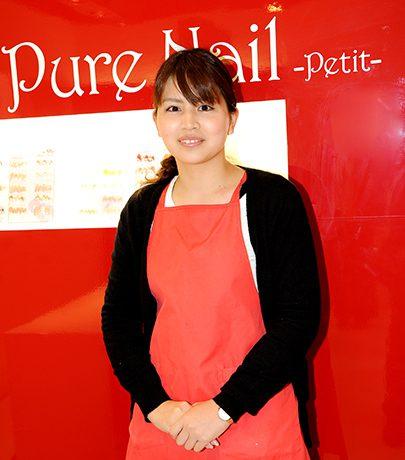 PureNail Petit(ピュアネイルプティ)スタッフ