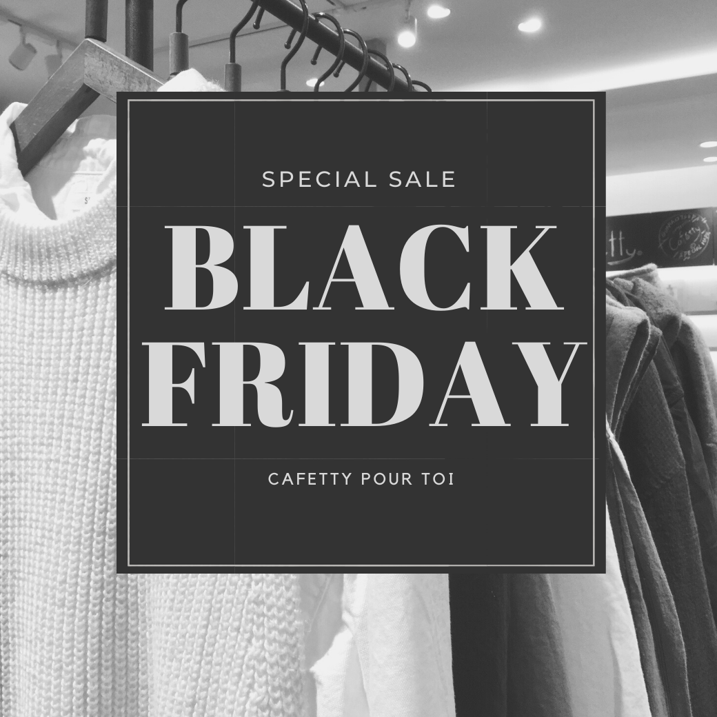 BLACK FRIDAY by Cafetty
