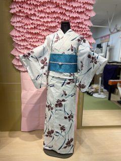 【西神の街で着物人口を増やしたい!新作のブランド浴衣を1,000円で提供】