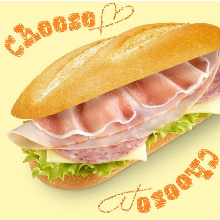 チーズinミラノサンドA